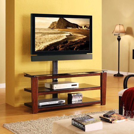 Whalen Swivel 3-in-1 TV Stand for TVs up to 60
