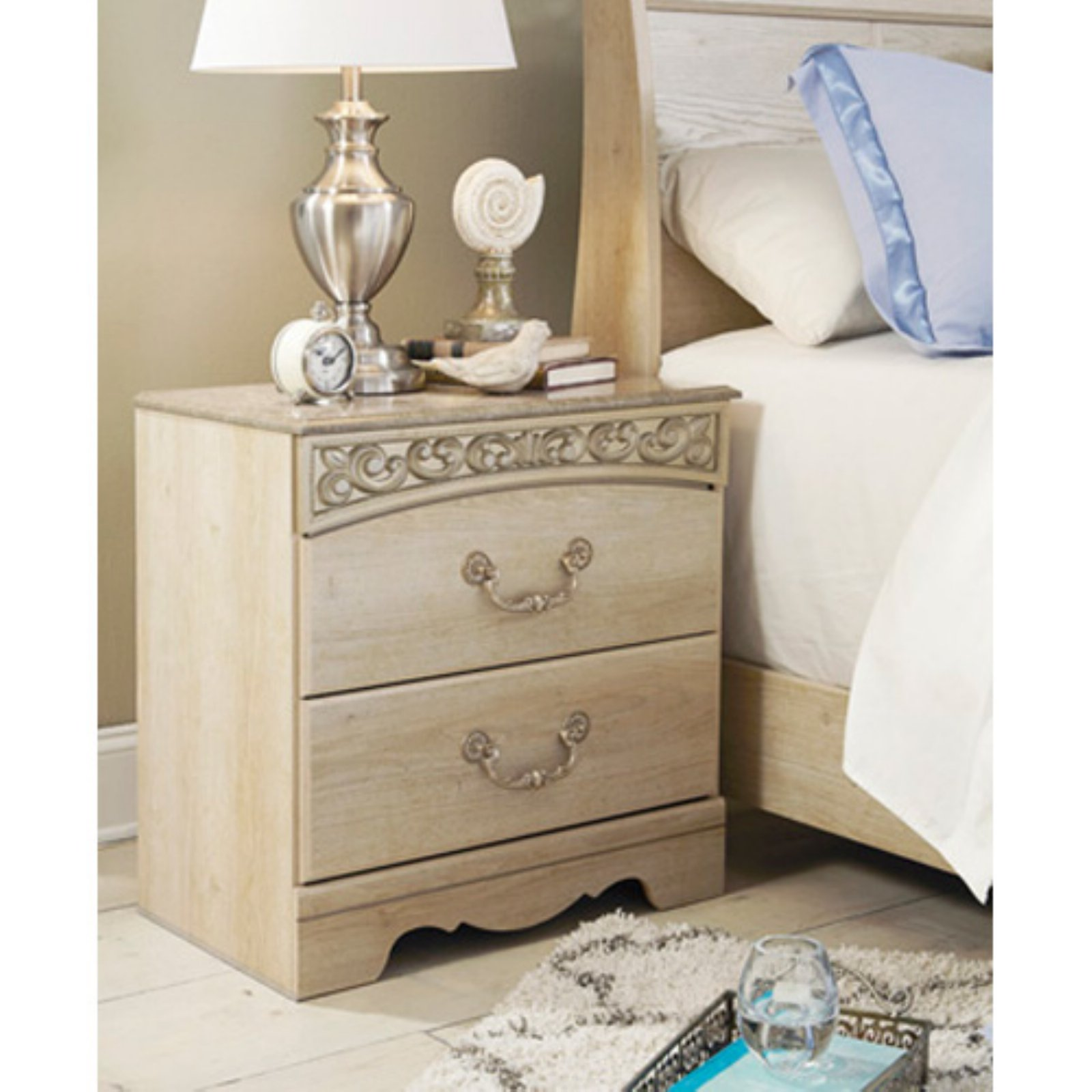 Signature Design by Ashley Catalina Night Stand