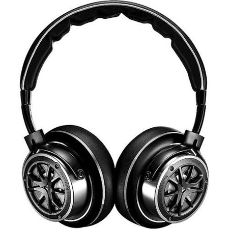 1MORE Triple Driver Over-Ear Headphones with Detachable Cable (Titanium)