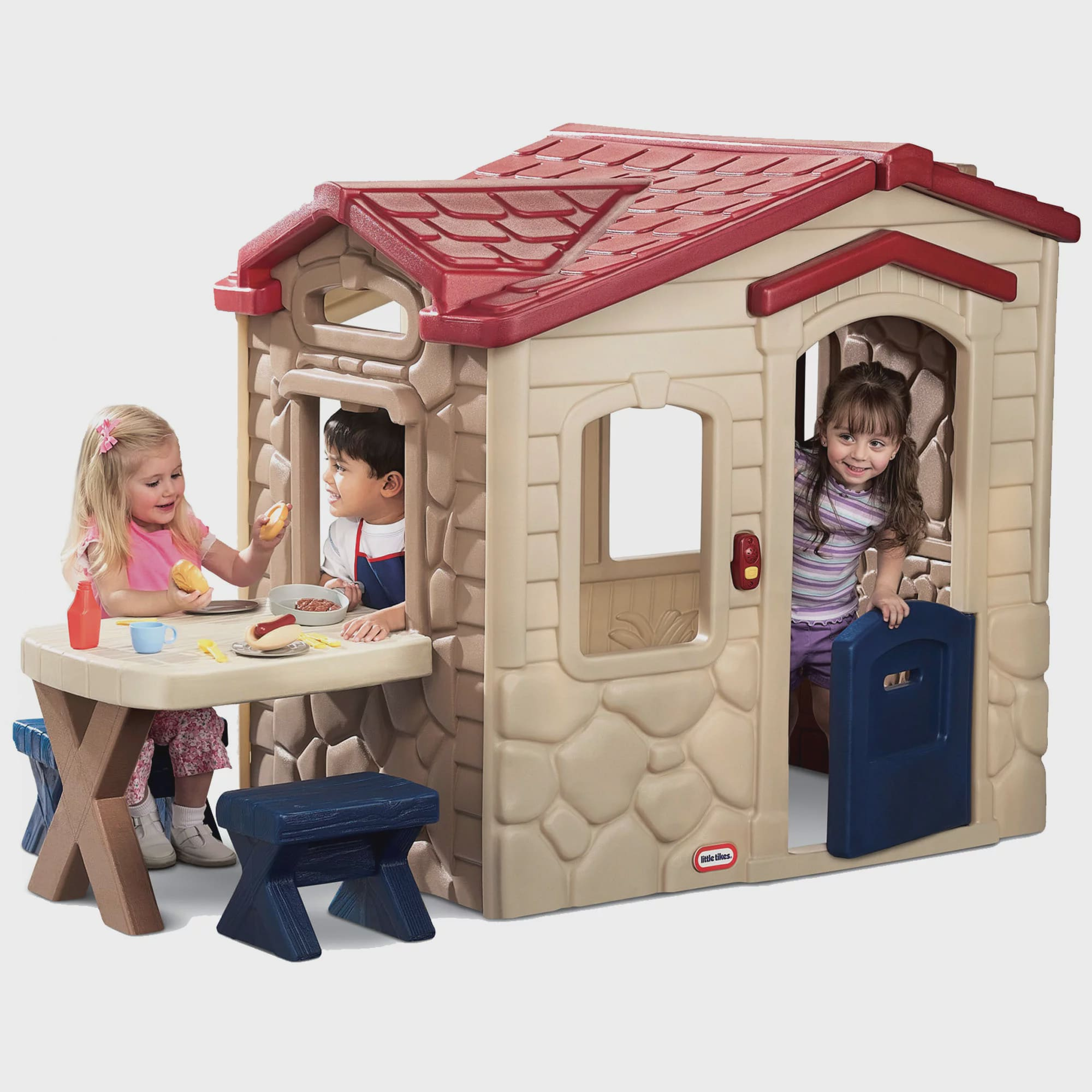 Little Tikes Picnic On The Patio Playhouse Walmart Inventory