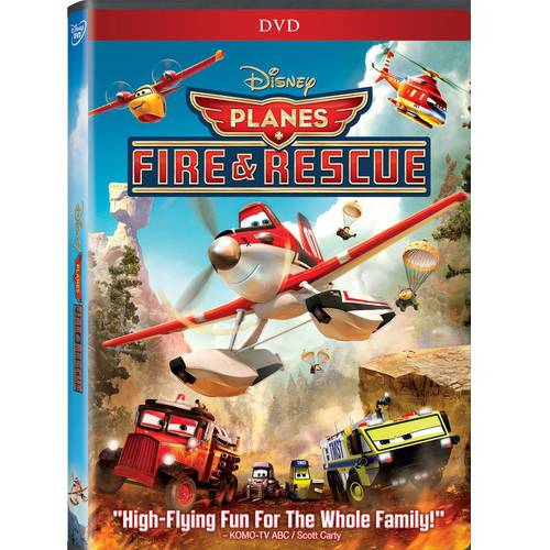 Planes: Fire And Rescue (Widescreen)