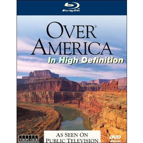 Anderson Over America Bluray Bd Std Ws