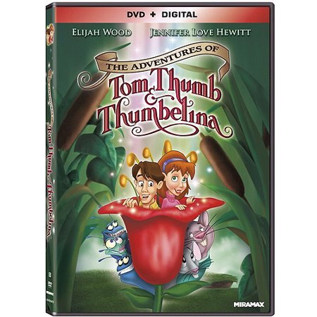 The Adventures Of Tom Thumb And Thumbelina (DVD + Digital Copy)