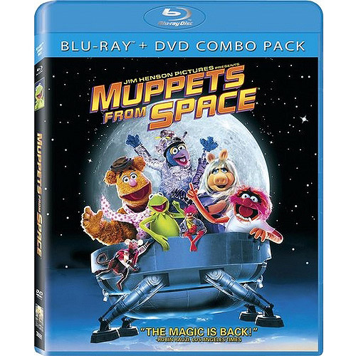 Muppets From Space (Blu-ray + Standard DVD) (Anamorphic Widescreen)