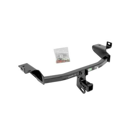 Draw-Tite 75998 Max-Frame Class III Trailer Hitch; Rear; 2 in. Receiver; 500/5000 lbs. Weight Carrying [Tongue Weight/Gross Trailer Weight];