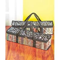 Sets of 2 Media Storage Bags