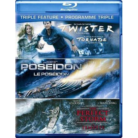 Twister Poseidon The Perfect Storm  Canadian  French