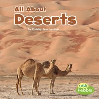 Habitats: All about Deserts (Paperback)