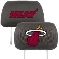 NBA Miami Heat Headrest Covers