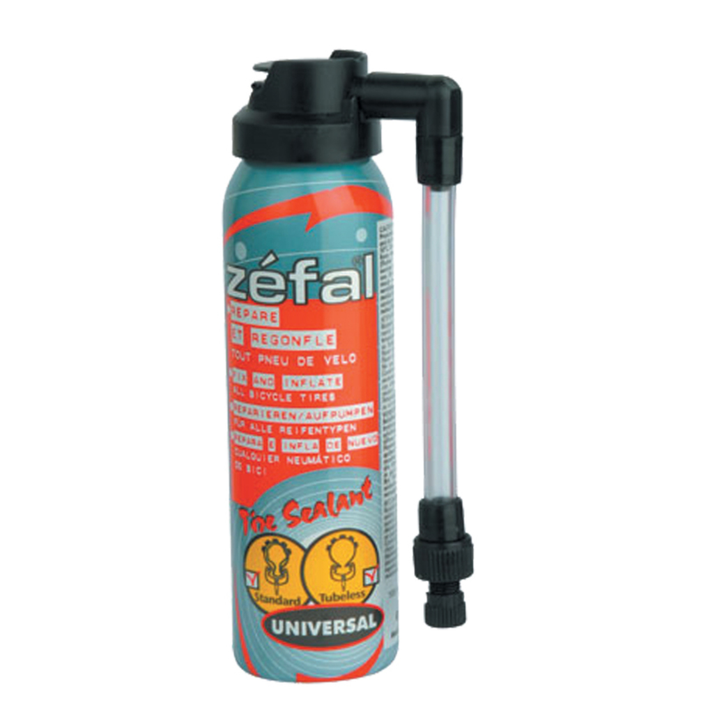 Zefal Tire Sealer 3.3Oz No Bracket