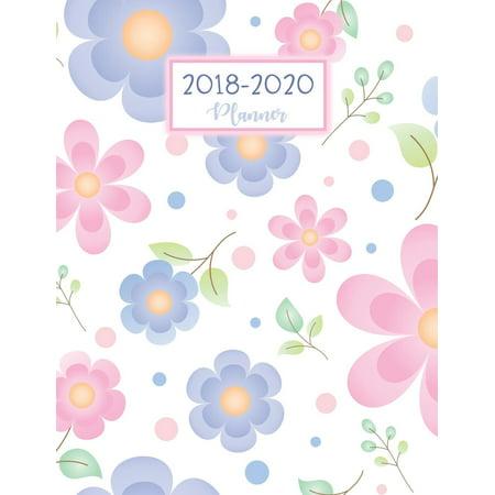 2018 - 2020 Planner : Planner 3 Year Monthly Planner, Monthly Schedule Organizer - Agenda for Next 3years, 36 Months Calendar, Appointment Notebook,