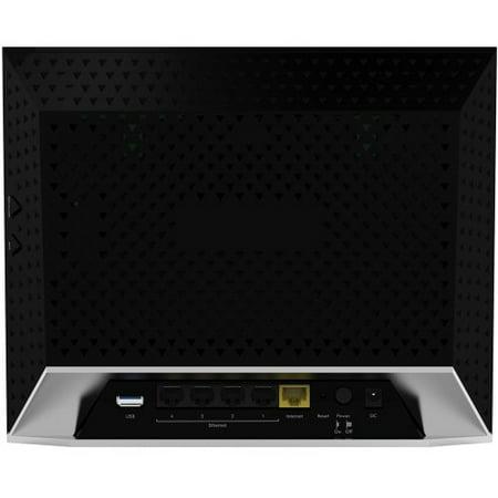 NETGEAR Wireless Router - AC 1200 Dual Band Gigabit