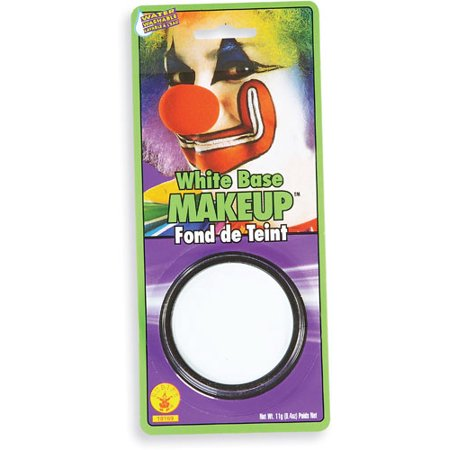 White Base Makeup Halloween Costumes and Accessories