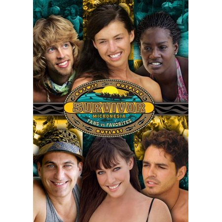 Survivor, S16 (Micronesia) DVD-9