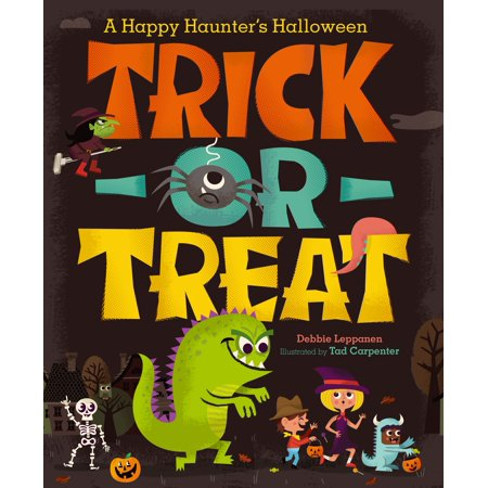 Trick-or-Treat : A Happy Haunter's Halloween](Scary Happy Halloween Fonts)