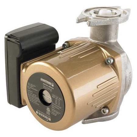 Hot Water Therapy Pump (ARMSTRONG PUMPS INC. Hot Water Circulating Pump,5/16HP ASTRO)