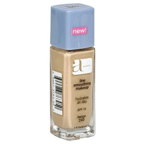 Almay Line Smoothing Makeup SPF 15 160 Naked