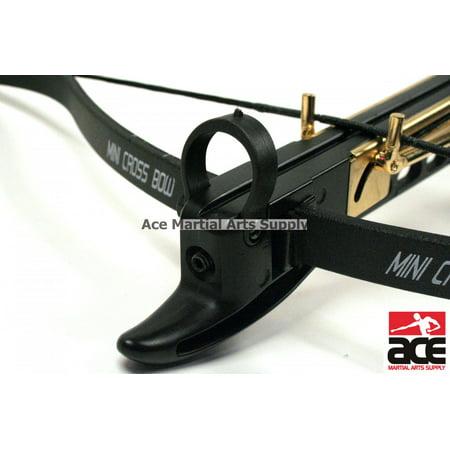 80 Lbs Self Cocking Crossbow Pistol Cross Bow 15