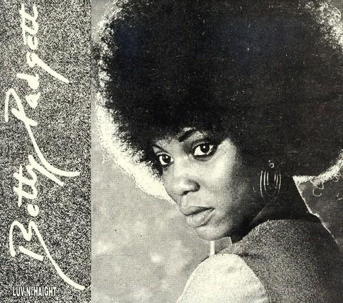 Betty Padgett - Betty Padgett [CD]