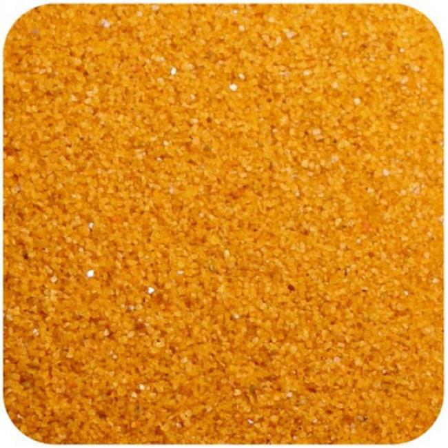 Sandtastik FL2826 Floral Colored Sand 28 oz.  Bottle - Burnt Ocher