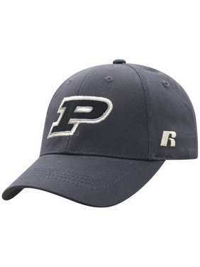 pretty nice 308c7 705a5 Product Image Men s Russell Charcoal Purdue Boilermakers Endless Adjustable  Hat - OSFA