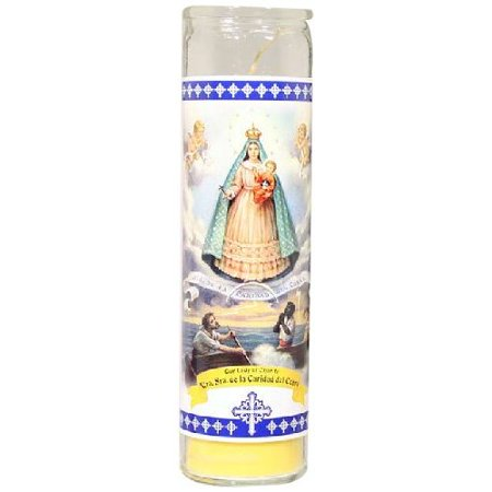 Star Candle 8-Inch Candle Saint Jude](Star Wars Candles)