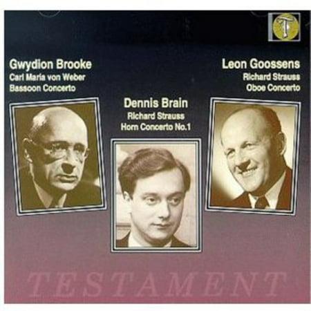 Horn Concerto Oboe Concerto