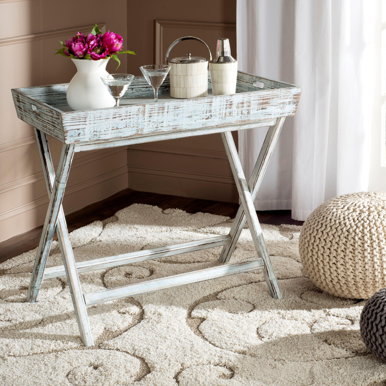Safavieh Ainsley Tray Table by Safavieh