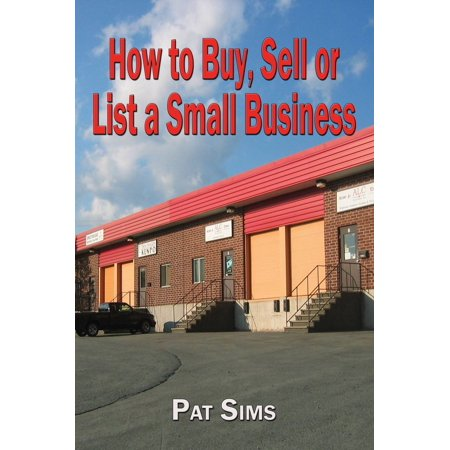 How to Buy, Sell or List a Small Business - eBook (Difference Between List Price And Selling Price)