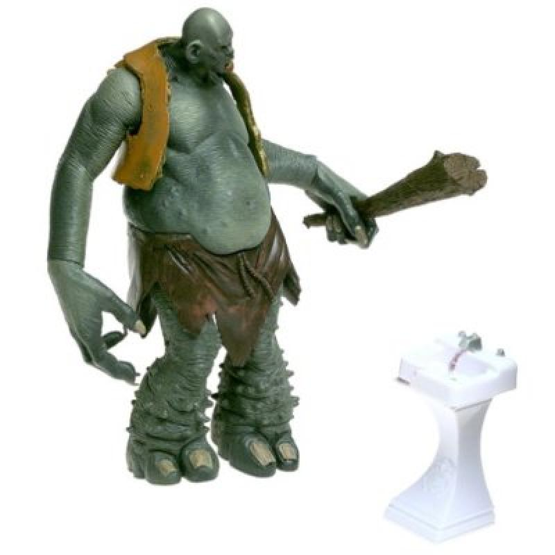 Harry Potter Mountain Troll Deluxe Action Figure by