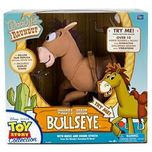 "Toy Story Woody's Roundup Bullseye Exclusive 16"" Plush by"