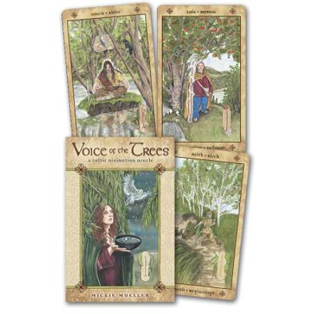 Voice of the Trees : A Celtic Divination Oracle