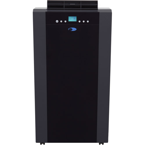 Whynter ARC-141BG 14,000-BTU Dual Hose Portable Air Conditioner, Black