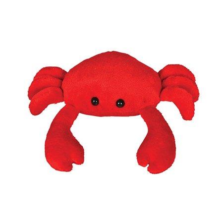 Red Crab - Bean Filled Plush Super Soft Red Crab