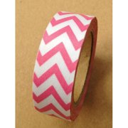 Love My Tapes Washi Tape 15mmX10m-Pink Chevron - Case Pack of 3