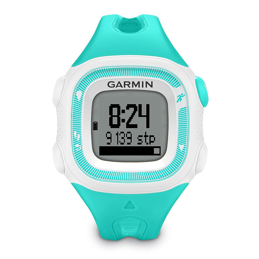 Garmin 010-n1241-21 Refurb Forerunner 15 Teal/white