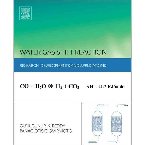 Water Gas Shift Reaction: Research Developments and Applications