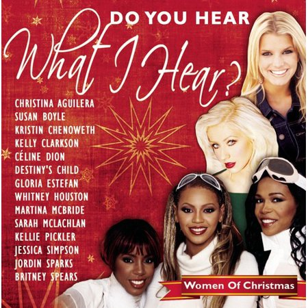 Women Of Christmas Do You Hear What I Hear? (CD) ()