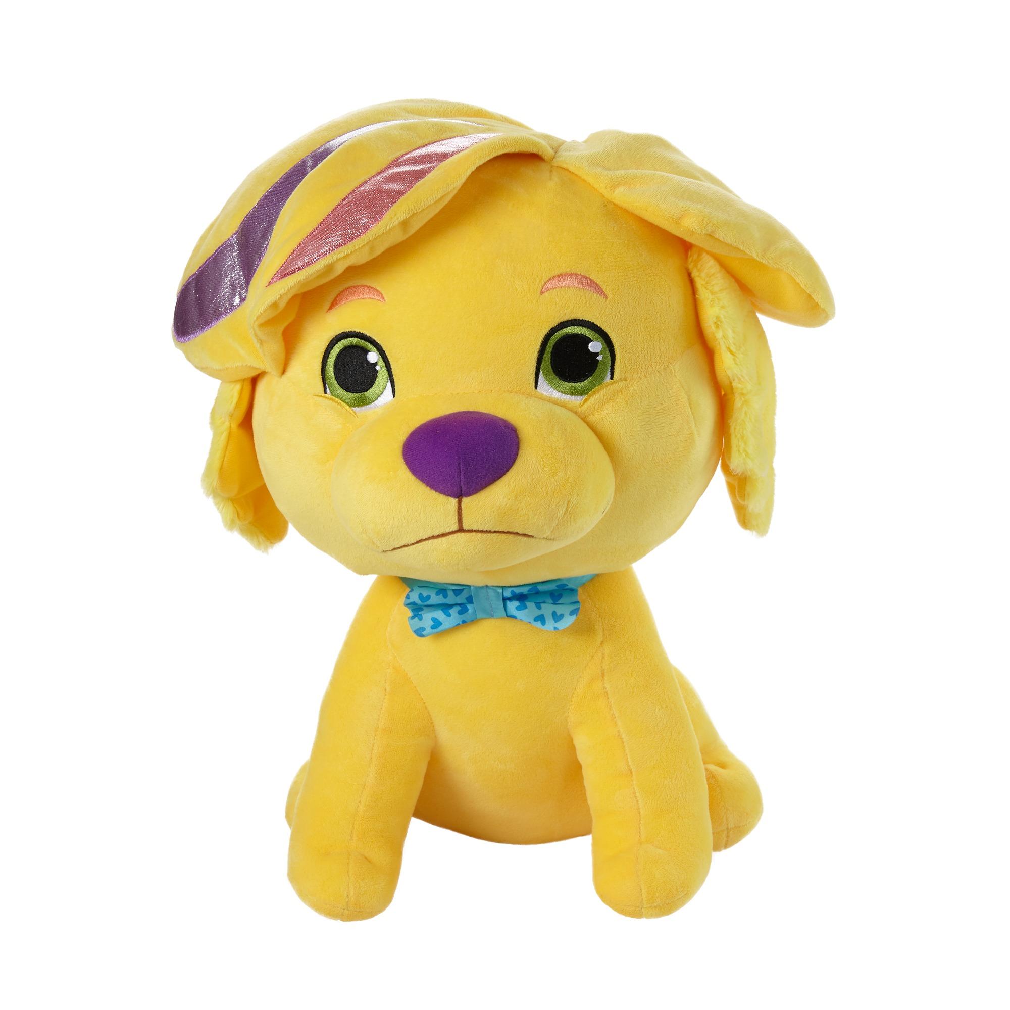 Nickelodeon Sunny Day Plush Jumbo Doodle Best Dog Friend Forever