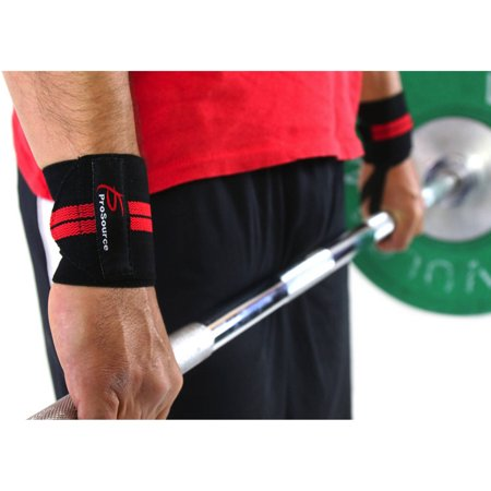 Weight Lifting Wrist Wrap with Loop