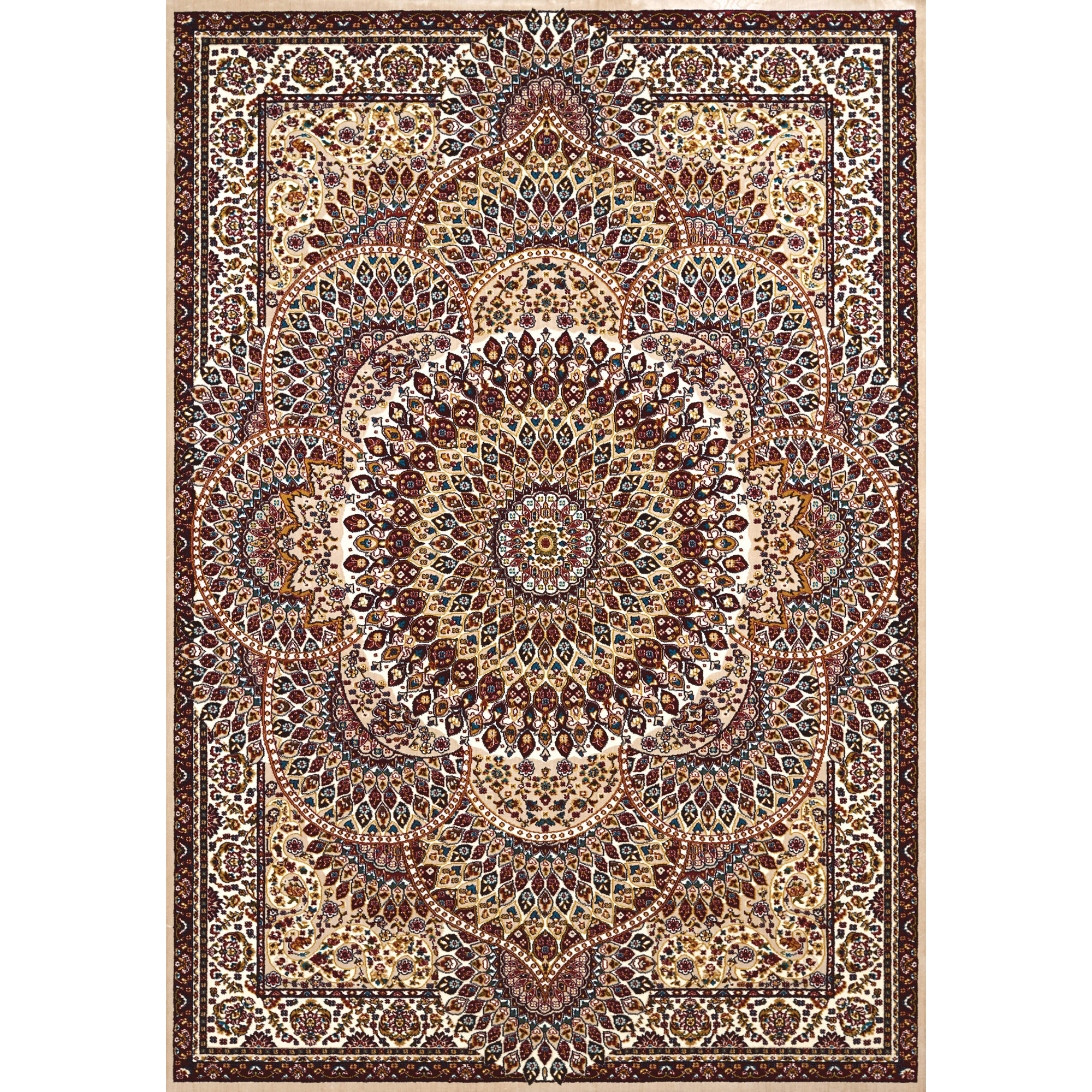 United Weavers Babylonia Sabie Woven Polyester Area Rug