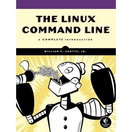 The Linux Command Line - eBook