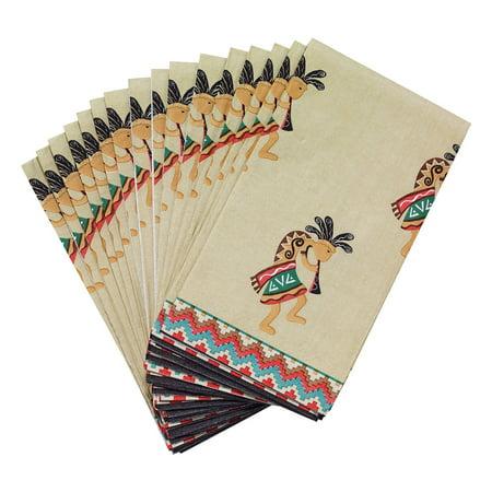 Avanti Linens Kokopelli Guest Paper Towel