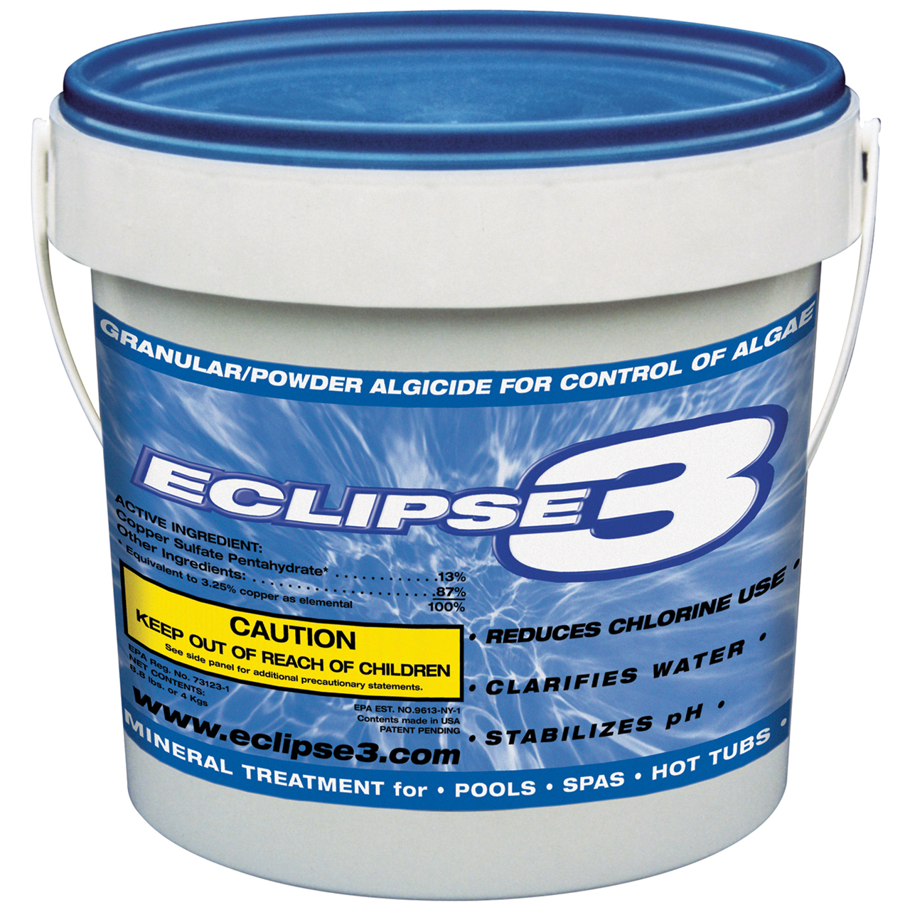 Eclipse 3 8Lb Bucket