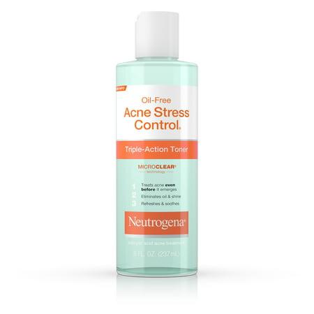 Neutrogena Acne-Fighting Salicylic Acid Facial Toner, 8 fl. (Salicylic Acid Spray)