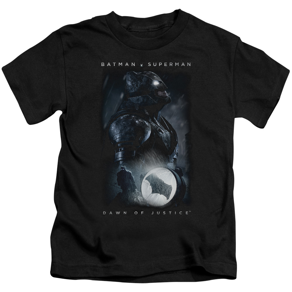 Batman Vs Superman Signal Little Boys Shirt