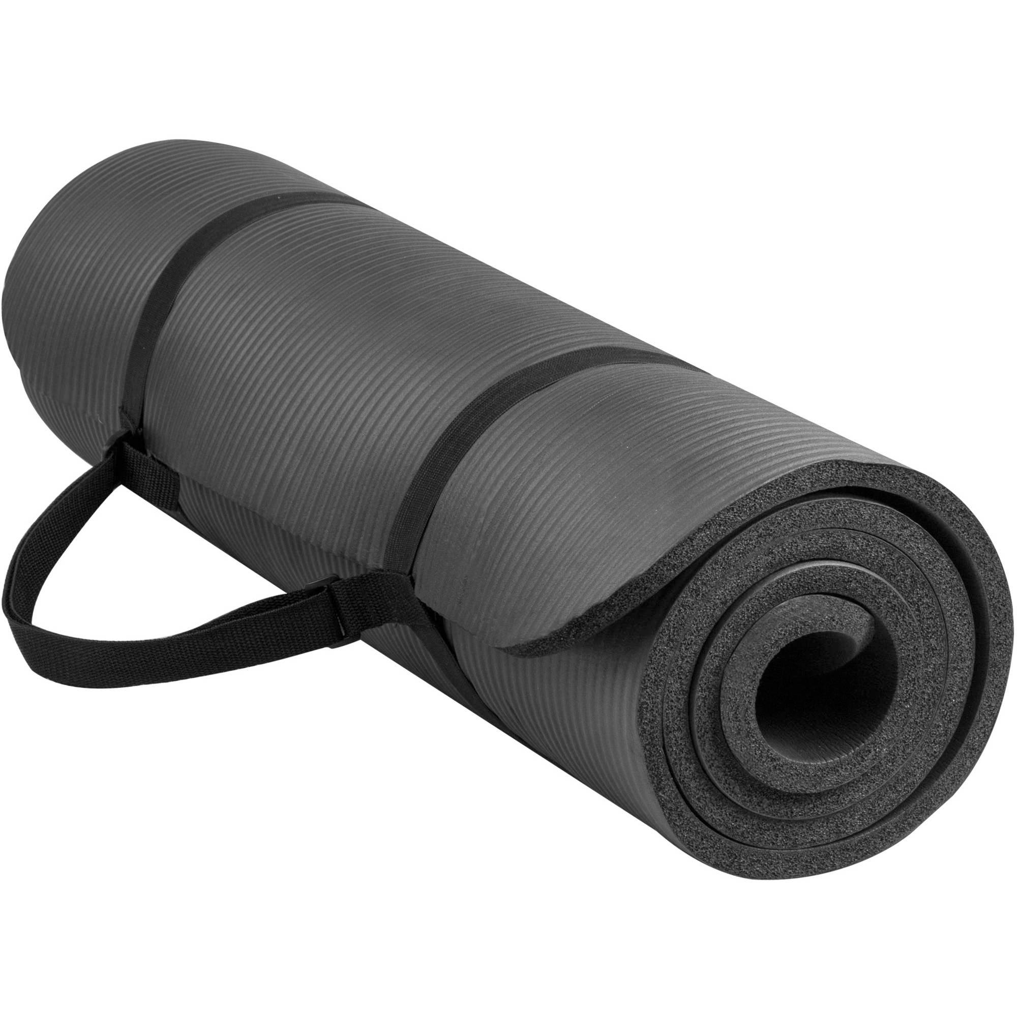 Balancefrom All Purpose 1 2 Inch Exercise Yoga Mat