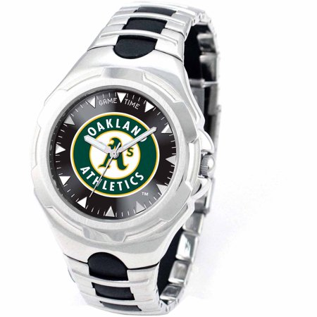 Game Time MLB Men's Oakland Athletics Victory Series Watch