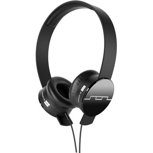 Sol Republic Tracks On-Ear Headphones with 3-Button Remote and Mic, 1211-03