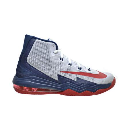 Nike Nike Air Max Audacity 2016 Men's Shoes WhiteRed